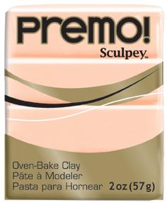 premo! Sculpey -- Beige -- 2 oz