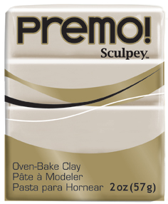 premo! Sculpey -- Rhino Gray -- 2 oz