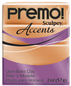 premo! Sculpey -- Copper -- 2 oz