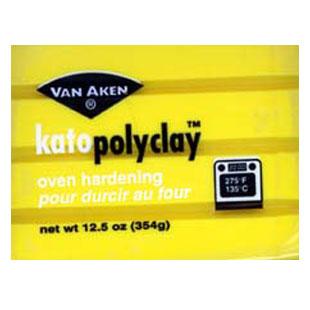 Kato Polyclay 12.5 oz Yellow