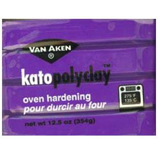 Kato Polyclay 12.5 oz Violet