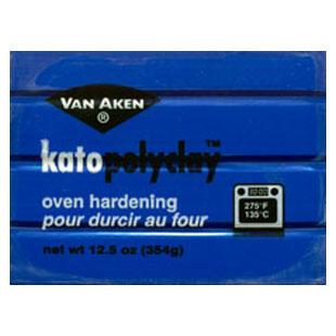 Kato Polyclay 12.5 oz Ultra Blue
