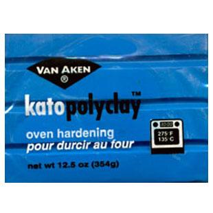 Kato Polyclay 12.5 oz Turquoise