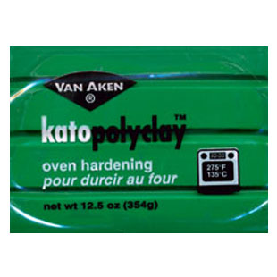 Kato Polyclay 12.5 oz Green
