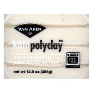 Kato Polyclay 12.5 oz Translucent