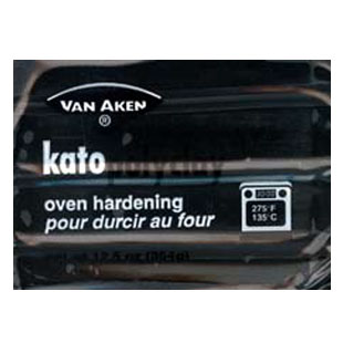 Kato Polyclay 12.5 oz Black