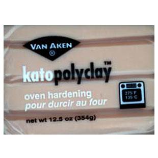 Kato Polyclay 12.5 oz Beige (Flesh)
