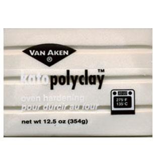 Kato Polyclay 12.5 oz Pearl