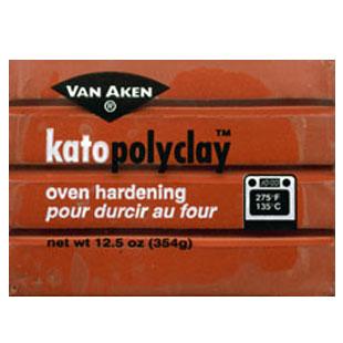 Kato Polyclay 12.5 oz Copper