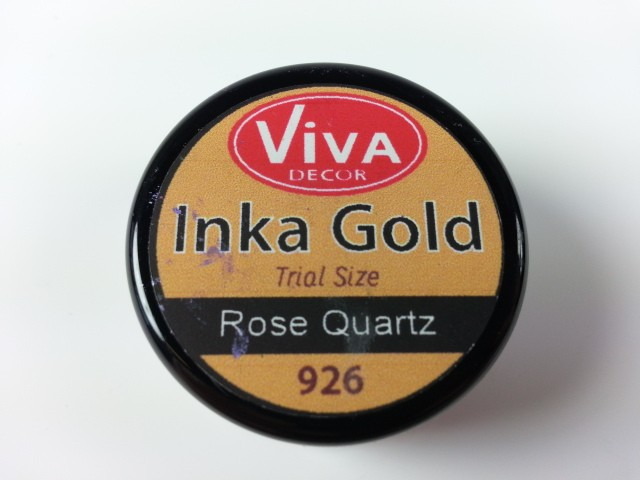 Inka-Gold - Rose Quartz