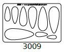 Designer Template 3009