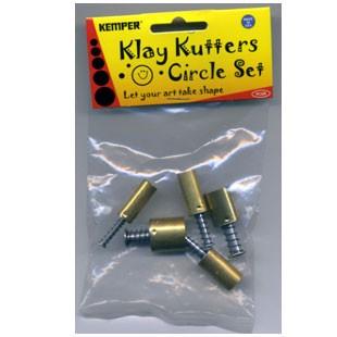 Kemper PCSR Round Cutter Set