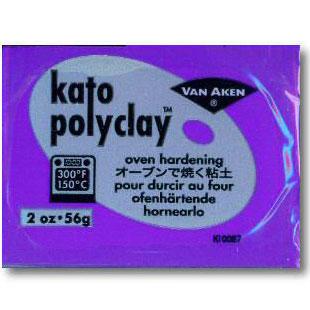 Kato Polyclay 2 oz Violet