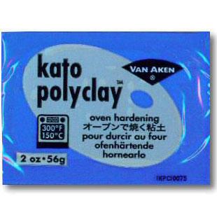 Kato Polyclay 2 oz Ultra Blue