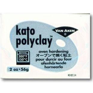 Kato Polyclay 2 oz White