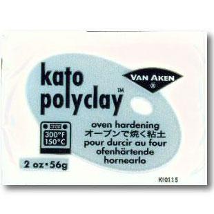 Kato Polyclay 2 oz Translucent