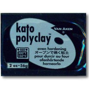 Kato Polyclay 2 oz Black