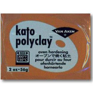 Kato Polyclay 2 oz Brown