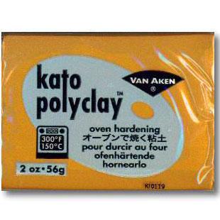 Kato Polyclay 2 oz Gold