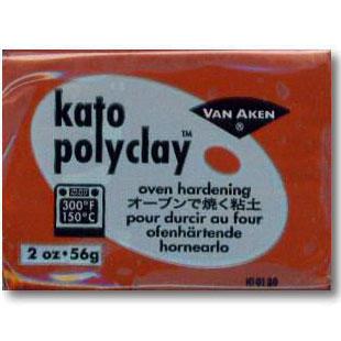 Kato Polyclay 2 oz Copper