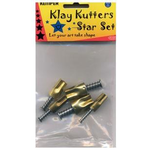 Kemper PCSST Star Cutter Set