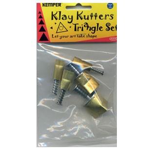 Kemper PCSTR Triangle Cutter Set
