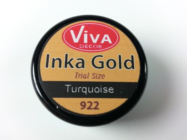 Inka-Gold - Turquoise